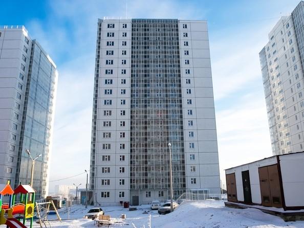 Фото Жилой комплекс НОВОНИКОЛАЕВСКИЙ, дом 2, стр 1, Ход строительства 11 декабря 2018