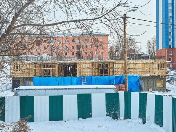 Фото Жилой комплекс НОВЫЕ ГОРИЗОНТЫ, б/с 1, Ход строительства 10 декабря 2018