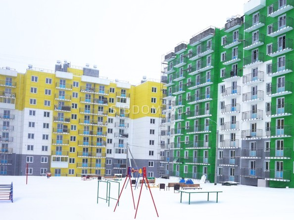 Ход строительства 6 декабря 2019