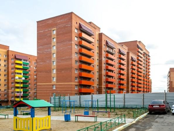 Фото Жилой комплекс СНЕГИРИ, дом 2, Ход строительства 21 октября 2018