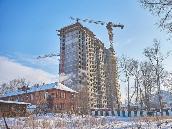 Фото Жилой комплекс ГРАНД-ПАРК, б/с 1.3, Ход строительства 9 января 2018
