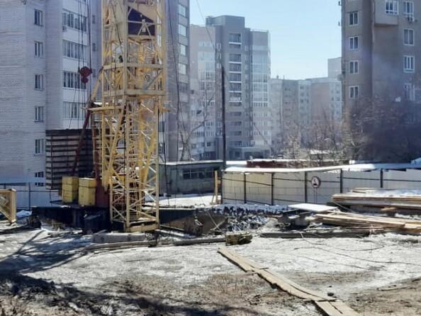 Фото Жилой комплекс ПОЛЯРНАЯ ЗВЕЗДА, Ход строительства март 2019