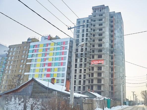 Фото Жилой комплекс РАДУЖНЫЙ мкр, 8 оч, 8 б/с, Ход строительства 10 декабря 2018