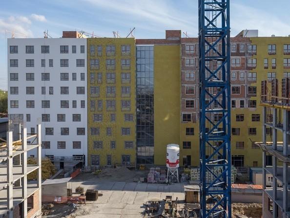 Фото Жилой комплекс ДУНАЕВСКИЙ, дом 3, Ход строительства май 2019