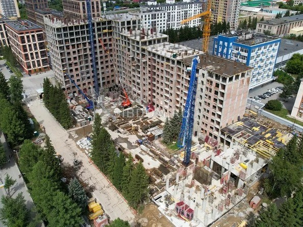 Ход строительства 3 июля 2021