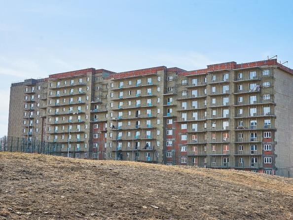 Фото Жилой комплекс ЭВОЛЮЦИЯ, 4.1-4.2 б/с , Ход строительства 22 апреля 2019