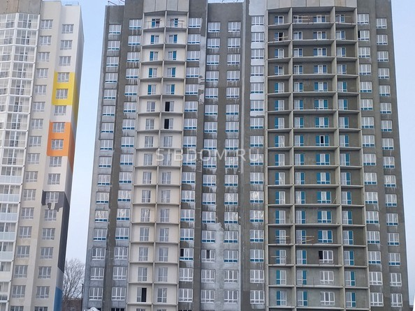 Фото Жилой комплекс ВЕНЕЦИЯ-2, дом 6, Ход строительства февраль 2019