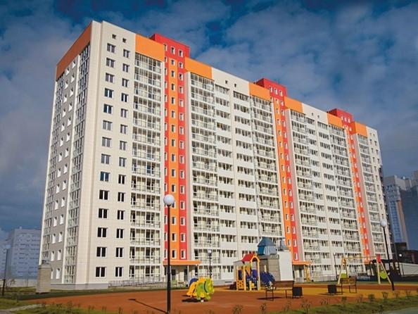 Фото Жилой комплекс МАТРЁШКИ, дом 5, Ход строительства сентябрь 2018