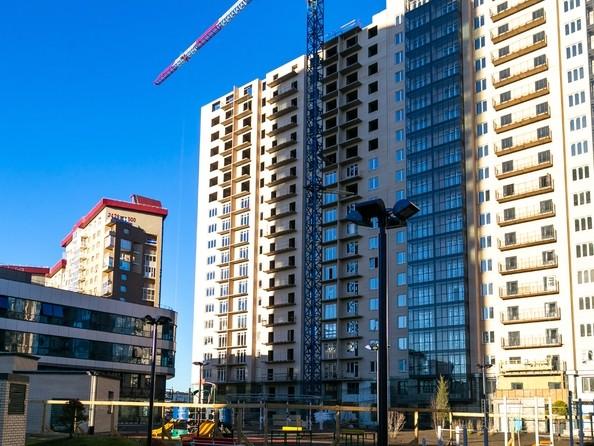 Фото Жилой комплекс SKY SEVEN, б/с 8, 2 оч, Ход строительства 29 октября 2018