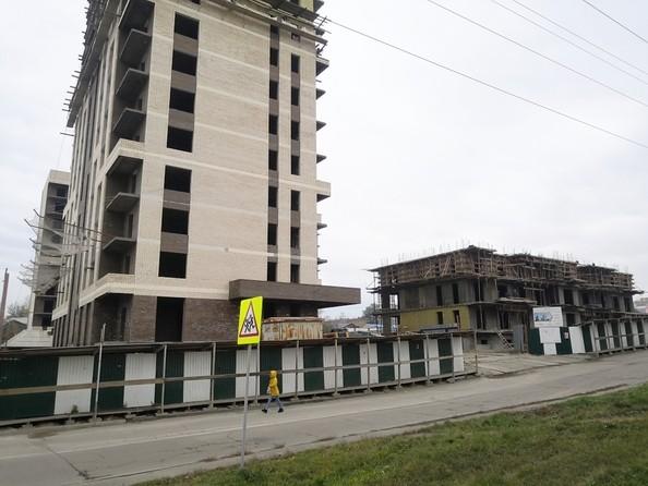 Ход строительства 1 октября 2019