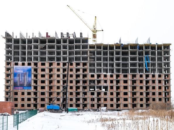 Фото Жилой комплекс Подзолкова, 1, Ход строительства 24 декабря 2018