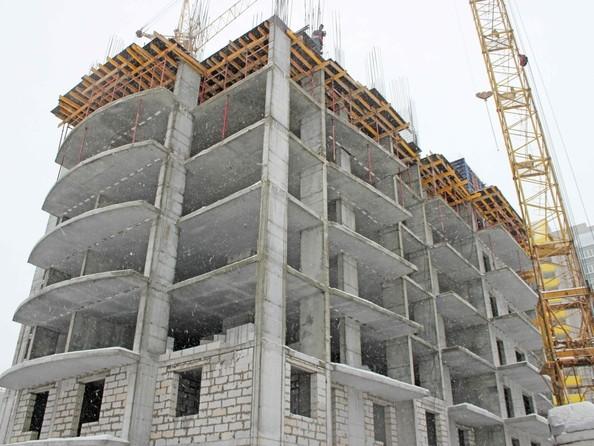 Фото Жилой комплекс РУБИН, Ход строительства январь 2019