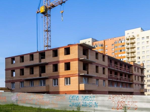Фото Жилой комплекс Мужества, 12 , Ход строительства 14 августа 2017