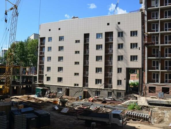 Фото НА ТУЛЬСКОЙ, 1 этап, Ход строительства Август 2019