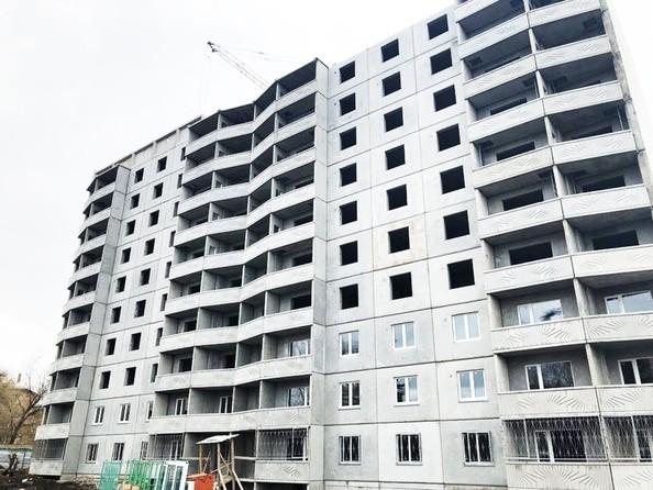 Фото Жилой комплекс ЗНАМЕНСКИЙ КВАРТАЛ (Журавлева,3), этап 1, Ход строительства май 2018