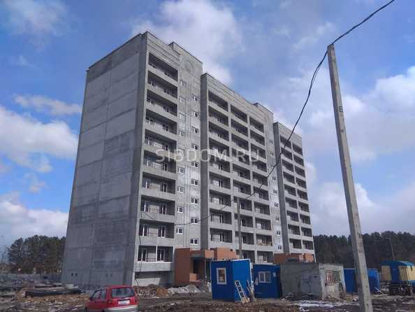 Фото Жилой комплекс ЮНОСТЬ, дом 2, Ход строительства май 2019