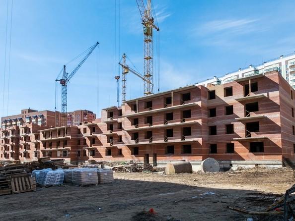 Фото Жилой комплекс СНЕГИРИ, дом 3, Ход строительства 4 апреля 2017