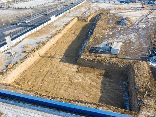 Фото Жилой комплекс ПРЕОБРАЖЕНСКИЙ, дом 22, этап 2, Ход строительства 25 февраля 2019