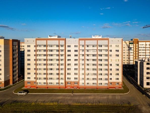 Фото Жилой комплекс Деповская, 56, август, 2018