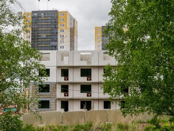 Ход строительства 25 мая 2020