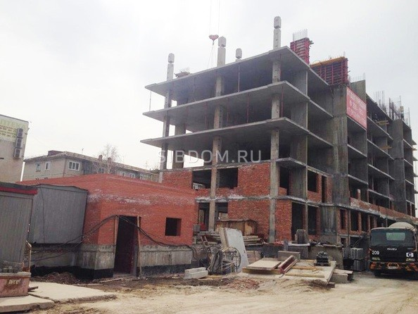 Ход строительства май 2018