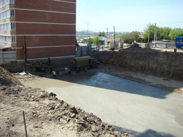Фото Жилой комплекс РОДНОЙ БЕРЕГ, б/с 4, Ход строительства Май 2017