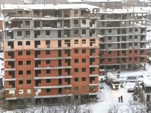 Фото Жилой комплекс УСПЕНСКИЙ-3, б/с 1 , Ход строительства январь 2019