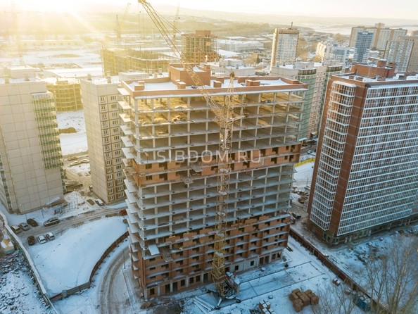 Фото ГЛОБУС, дом 8, Ход строительства 20 декабря 2018