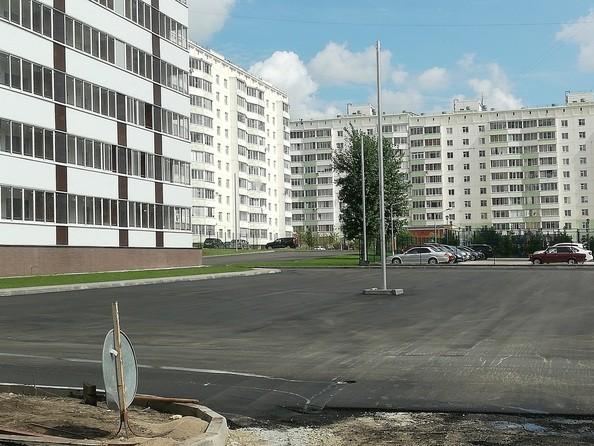 Ход строительства август 2020
