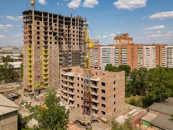 Фото Жилой комплекс Базарная, дом 2, Ход строительства 9 июня 2019