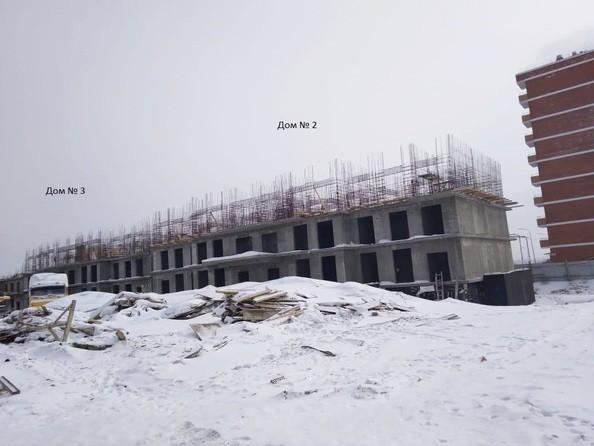 Ход строительства 4 марта 2021