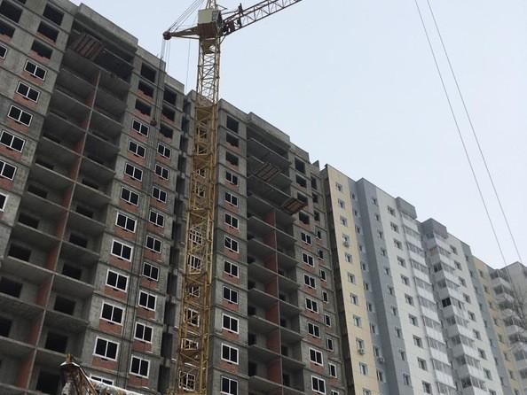 Ход строительства 4 декабря 2019