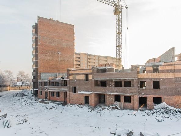 Ход строительства 20 декабря 2020