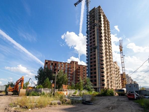 Фото Жилой комплекс ЮЖНЫЙ БЕРЕГ, 3 оч, дом 17, Ход строительства 23 августа 2019