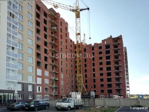 Фото Жилой комплекс ВЕРХНИЙ БУЛЬВАР, дом 3, Б/С «В» и «Г», август 2018