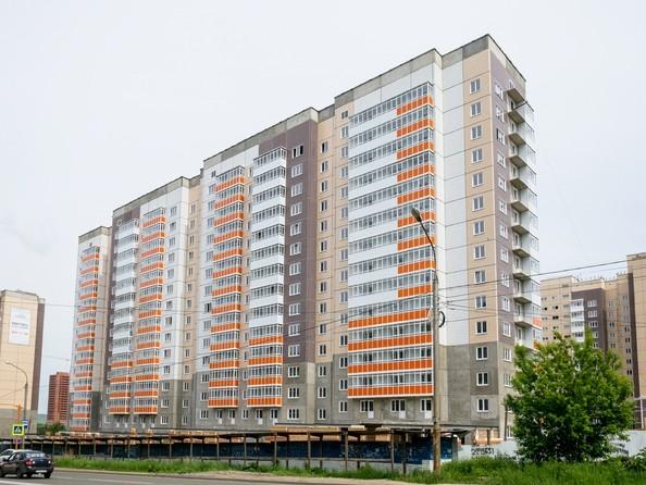 Фото Жилой комплекс Покровский, 3 мкр, дом 5, 25 июня 2018