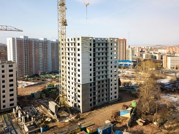 Ход строительства 25 февраля 2019