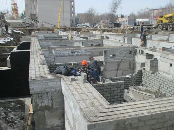 Фото Жилой комплекс НЕВСКИЙ 2 КВР, 6 дом, апрель 2018