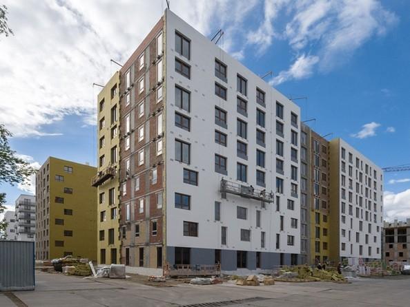 Фото Жилой комплекс ДУНАЕВСКИЙ, дом 3, Ход строительства июнь 2019