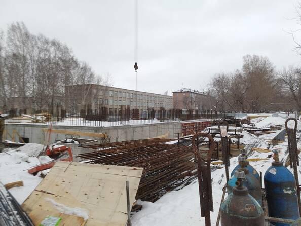 Фото Жилой комплекс ДОМ НА МАКАРЕНКО, Ход строительства март 2019