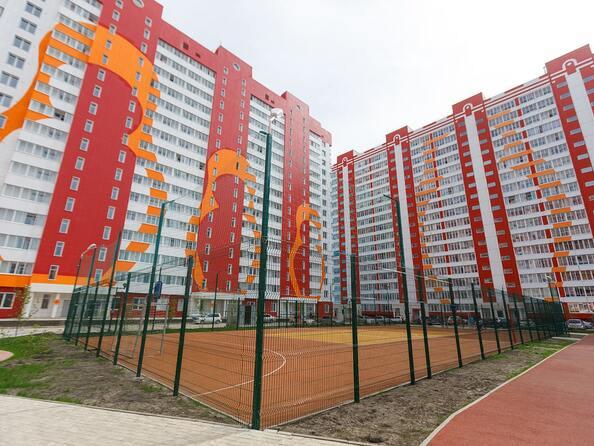 Картинки Жилой комплекс МАТРЕШКИН ДВОР 105, дом 2, 1 этап