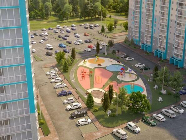 Картинки Жилой комплекс АКВАРЕЛЬНЫЙ 2.0, дом 2