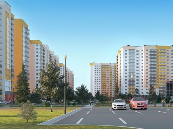 Картинки Жилой комплекс Нанжуль-Солнечный мкр, дом 5