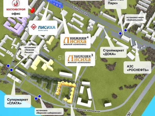 Картинки Жилой комплекс НИЖНЯЯ ЛИСИХА-4, 1-3 б/с