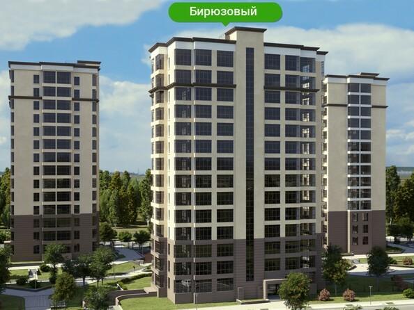 Картинки Жилой комплекс ЮЖНЫЙ, дом «Бирюзовый»