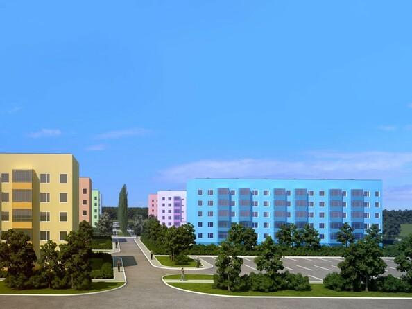 Картинки Микрорайон ЧЕРЕДОВЫЙ, дом 1