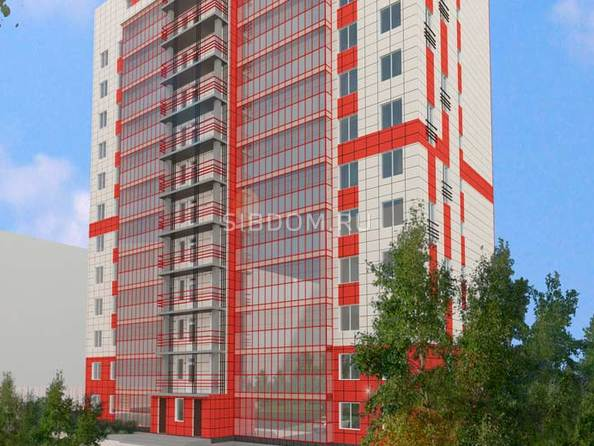 Картинки Жилой комплекс ЛАСТОЧКА, дом 1