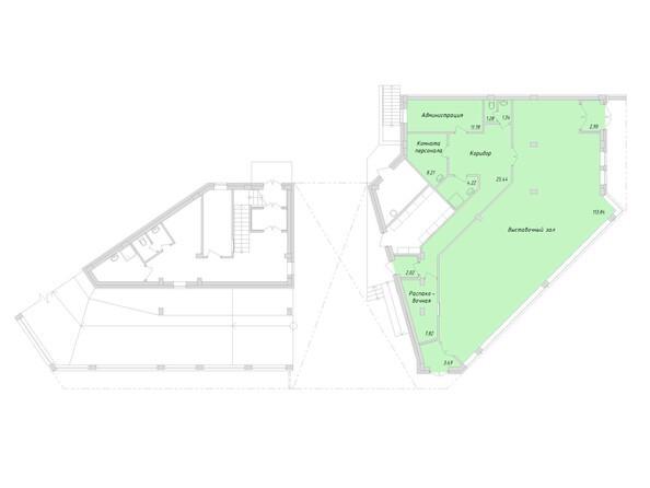 Планировки НА ТУЛЬСКОЙ, 2 этап - Блок-секция 1-8