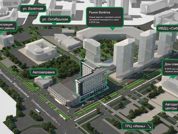 Схема расположения Парк Сити