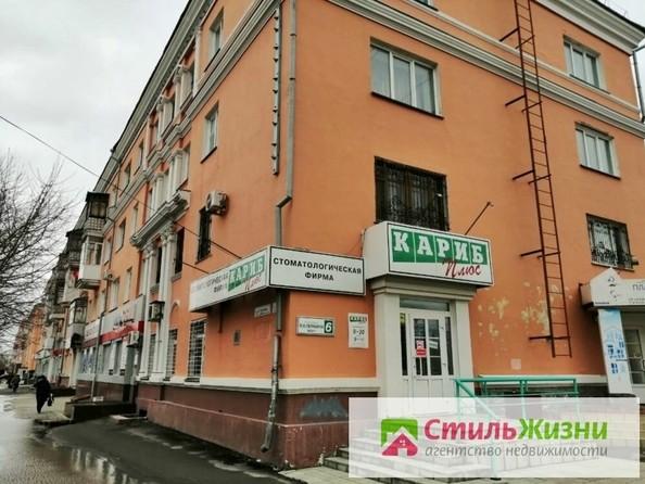 Продам 2-комнатную, 54 м², Калинина пр-кт, 6. Фото 1.